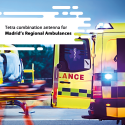 Panorama Provides TETRA Combination Antenna for Madrid's Regional Ambulances